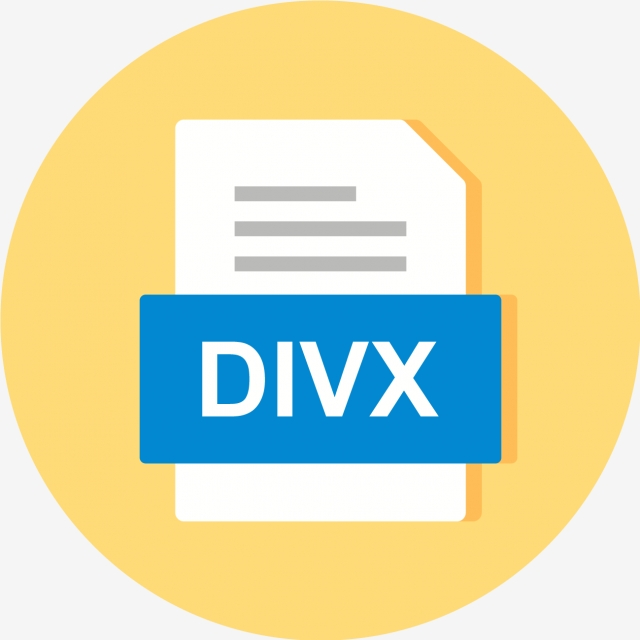DIVX File Document Icon, Divx, Document, File PNG and Vector for.