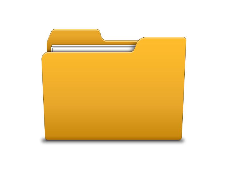 Svg Free Folder Full #24503.