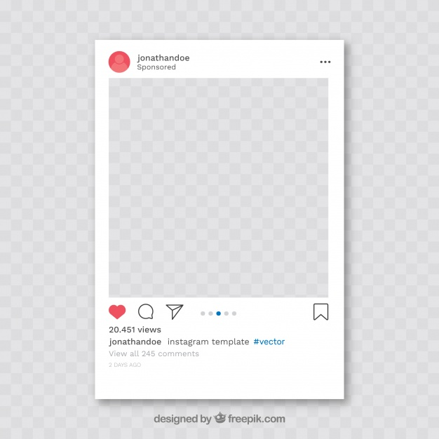 Instagram Mockup Vectors, Photos and PSD files.
