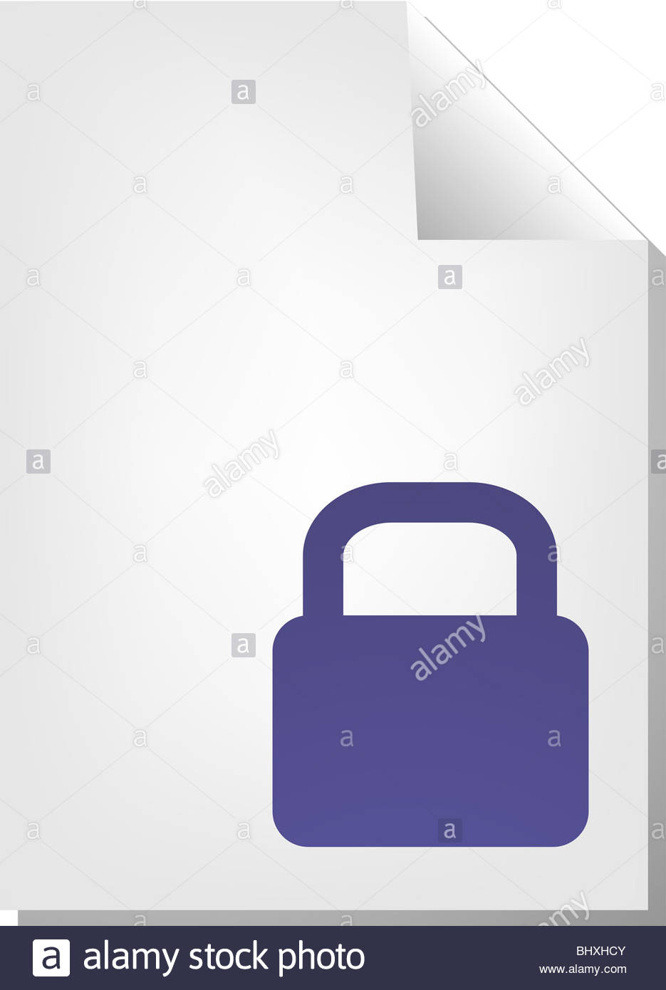Document File Type Icon Illustration Clipart Stock Photo, Royalty.