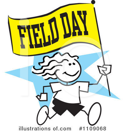 Field Day Clipart #1109068.