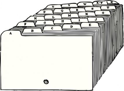 Files Clipart.