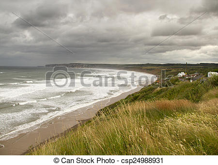 Stock Photos of Filey Yorkshire.