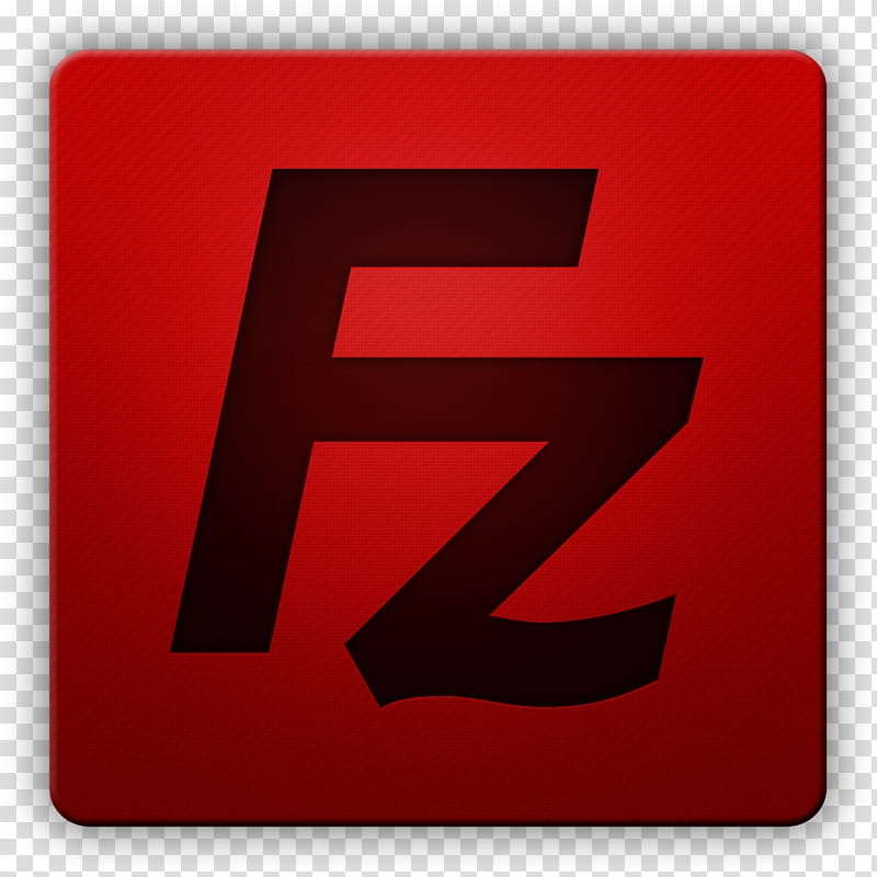 Clean HD Icon II, FileZilla, Fz logo transparent background.
