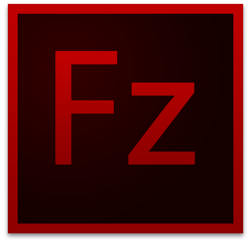 Filezilla Symbol Icon #18396.