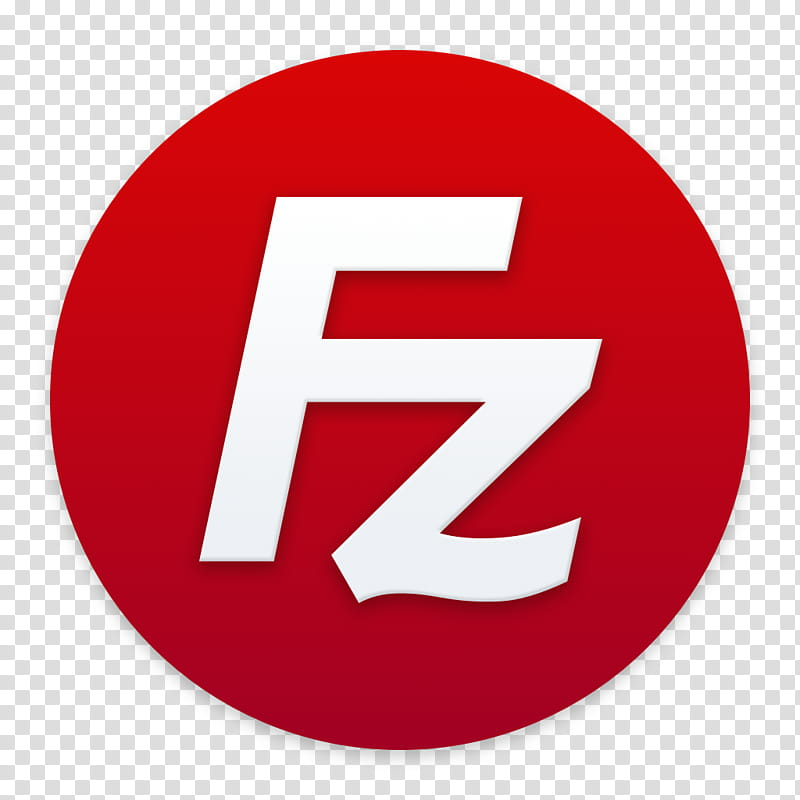 Clay OS A macOS Icon, Filezilla, FZ logo transparent.