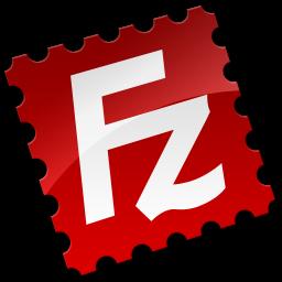 FileZilla Server Icon #18407.