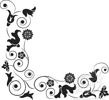 Free Filigree Corner Png, Download Free Clip Art, Free Clip.