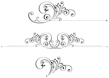 13+ Free Filigree Clip Art.