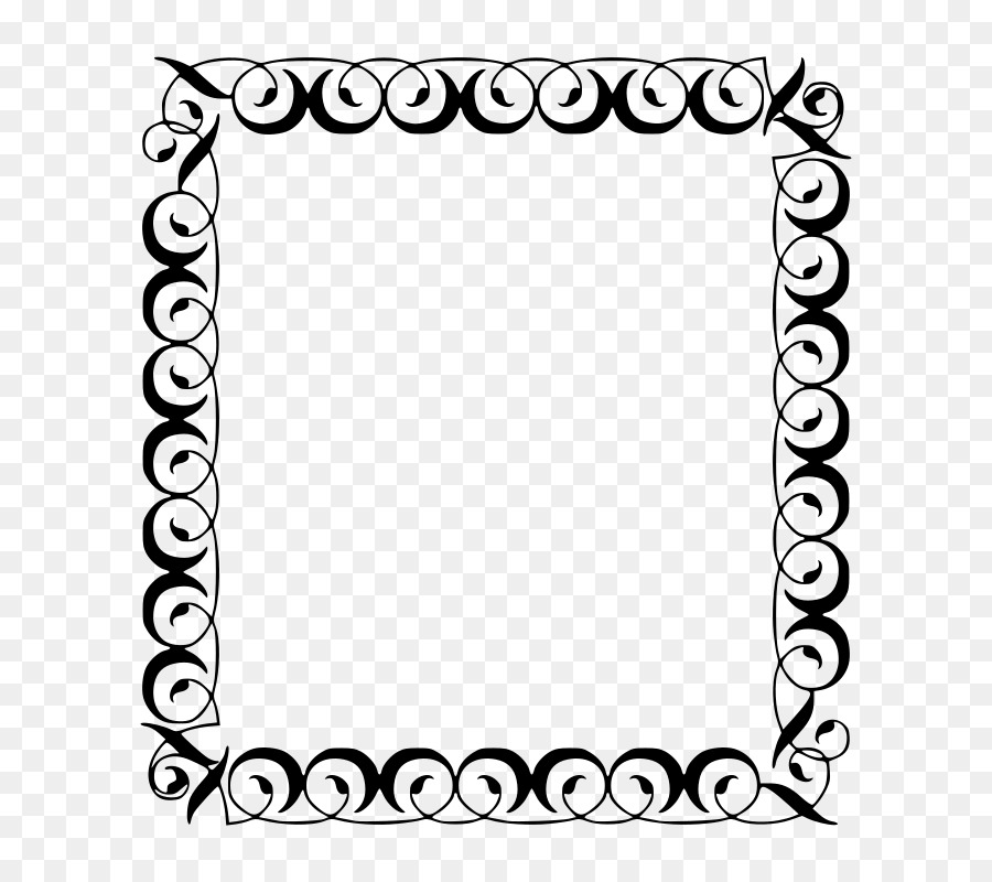 Filigree frame clipart 2 » Clipart Station.