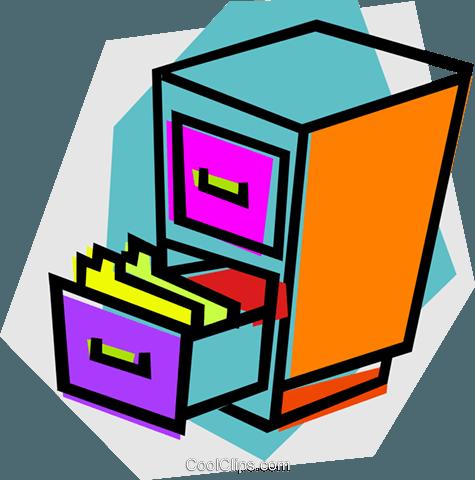 digital filing cabinet