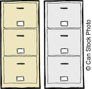 Filing cabinet Clip Art and Stock Illustrations. 2,441 Filing.