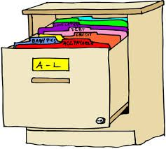 Filing cabinet clipart 2 » Clipart Station.