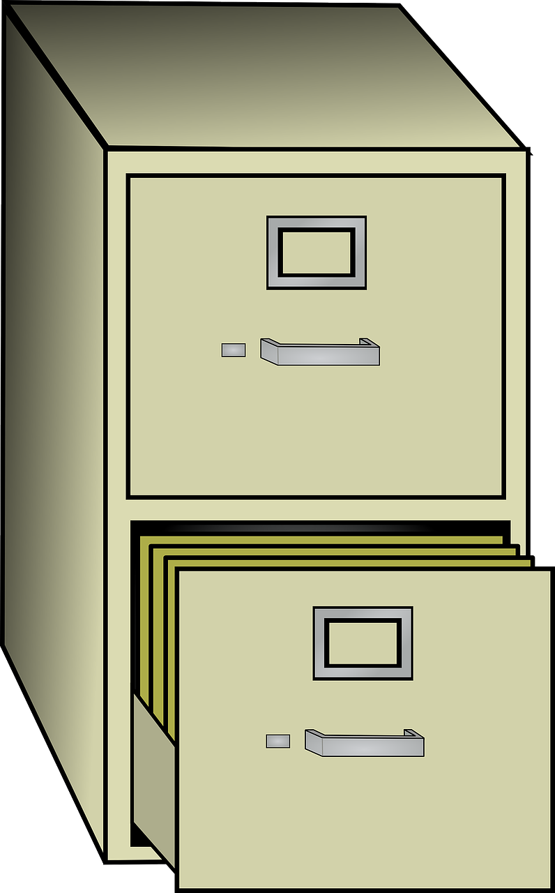 filing cabinet clipart File Cabinets Cabinetry Clip art.