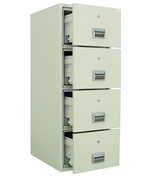 File Cabinet PNG Image.