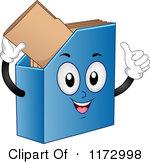 File Organizer Clipart.