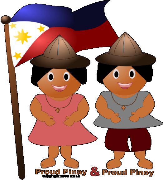 Filipino Clipart.