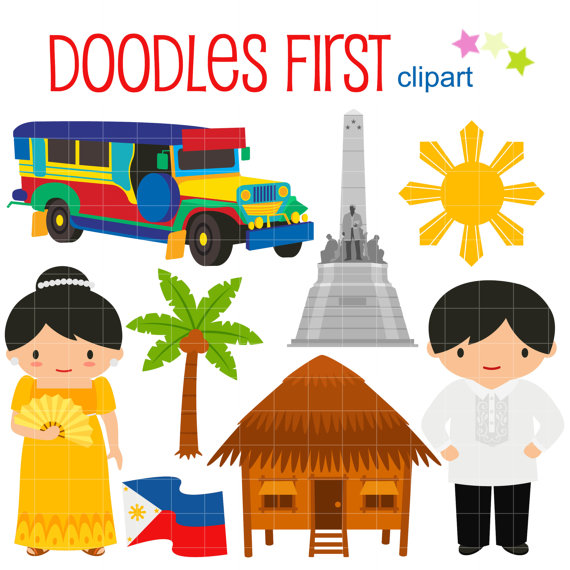 Filipino clipart free.