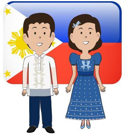 Clipart filipino.
