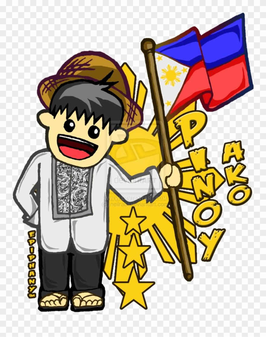 Filipino Identity.