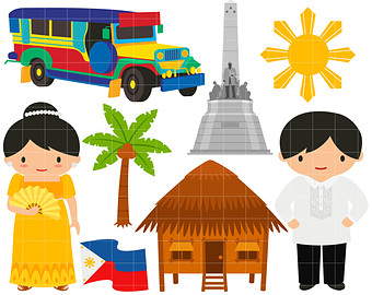 Filipino Girl Clipart 20 Free Cliparts Download Images