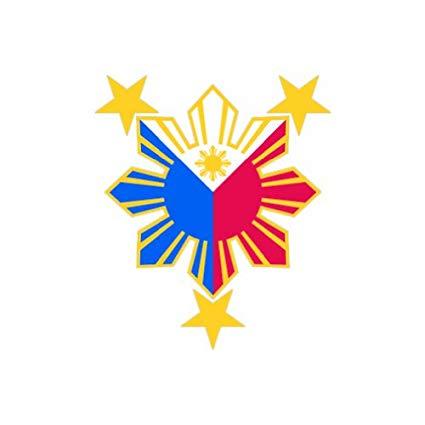 Filipino Pride Star Sun.