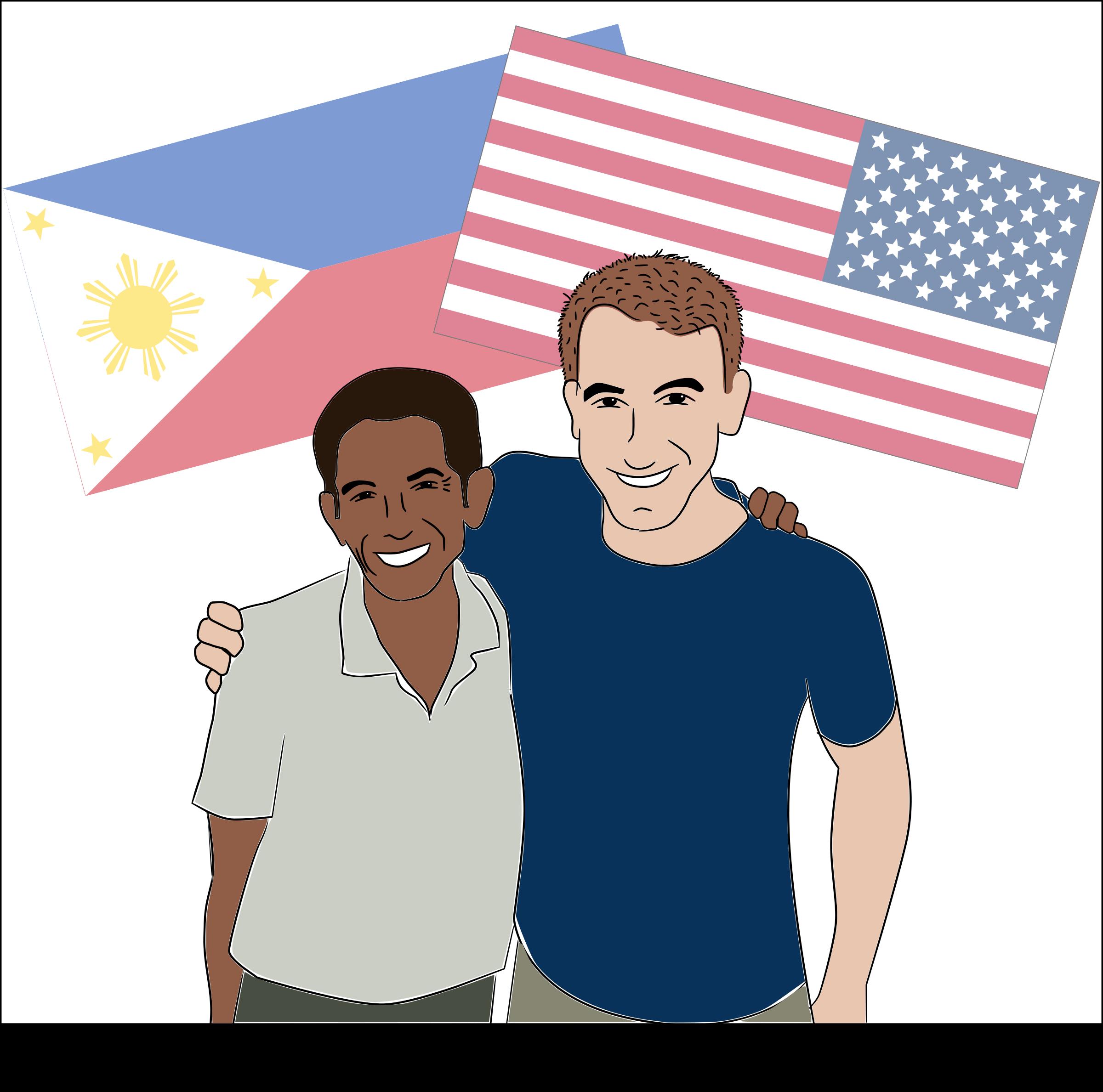 Filipinos Clipart