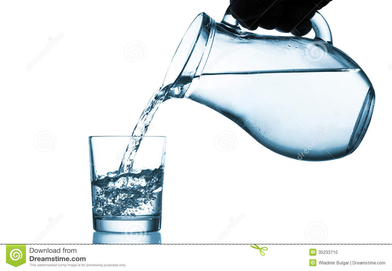 Fill water clipart.
