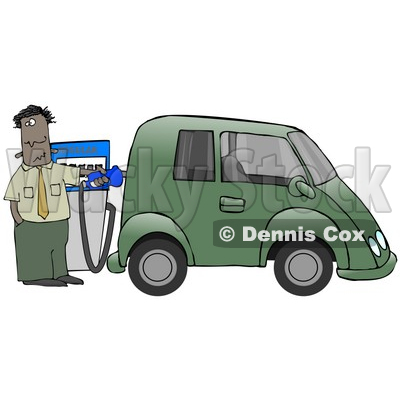 Consumer Clipart by Dennis Cox.
