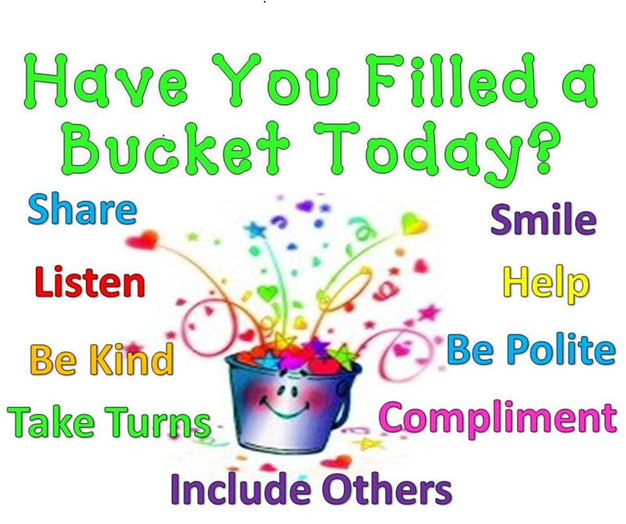 Bucket Filler Bucket Clipart.