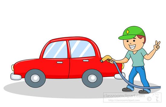 Car gas clipart.
