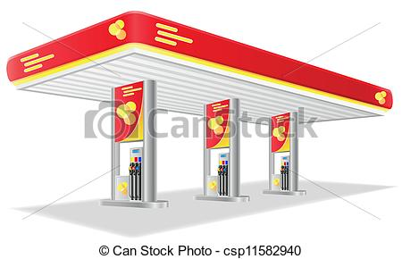 Petrol station Illustrations and Clip Art. 8,086 Petrol station.