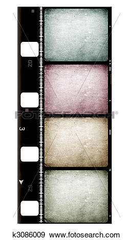 Stock Illustration of 8mm Film k3086009.