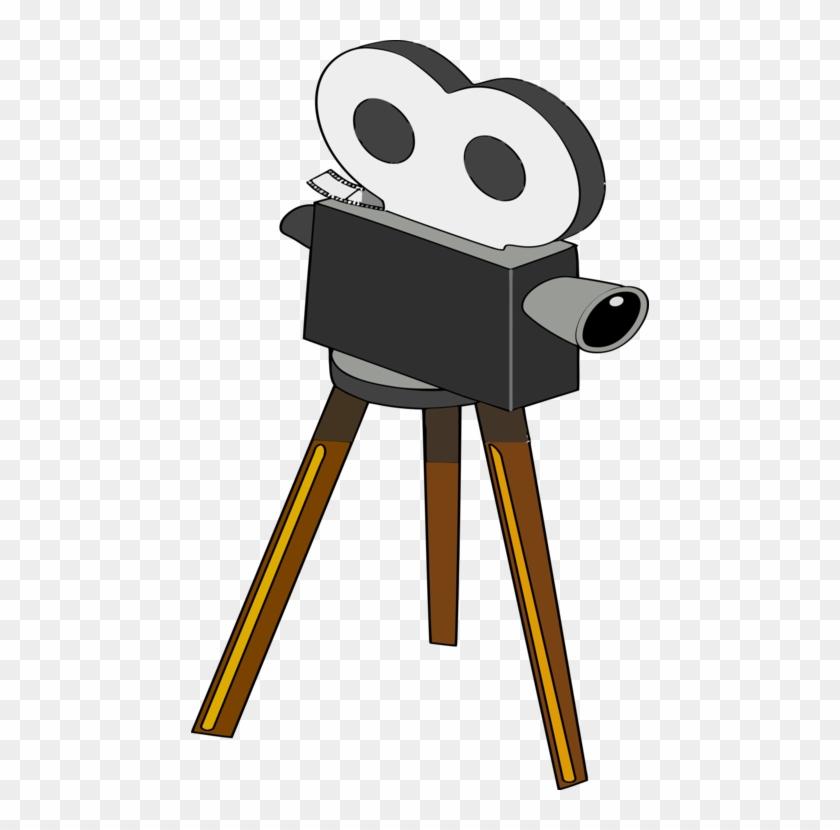 Photographic Film Reel Movie Projector Art Film.