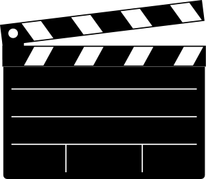 Movie camera film camera clip art clipartfest.