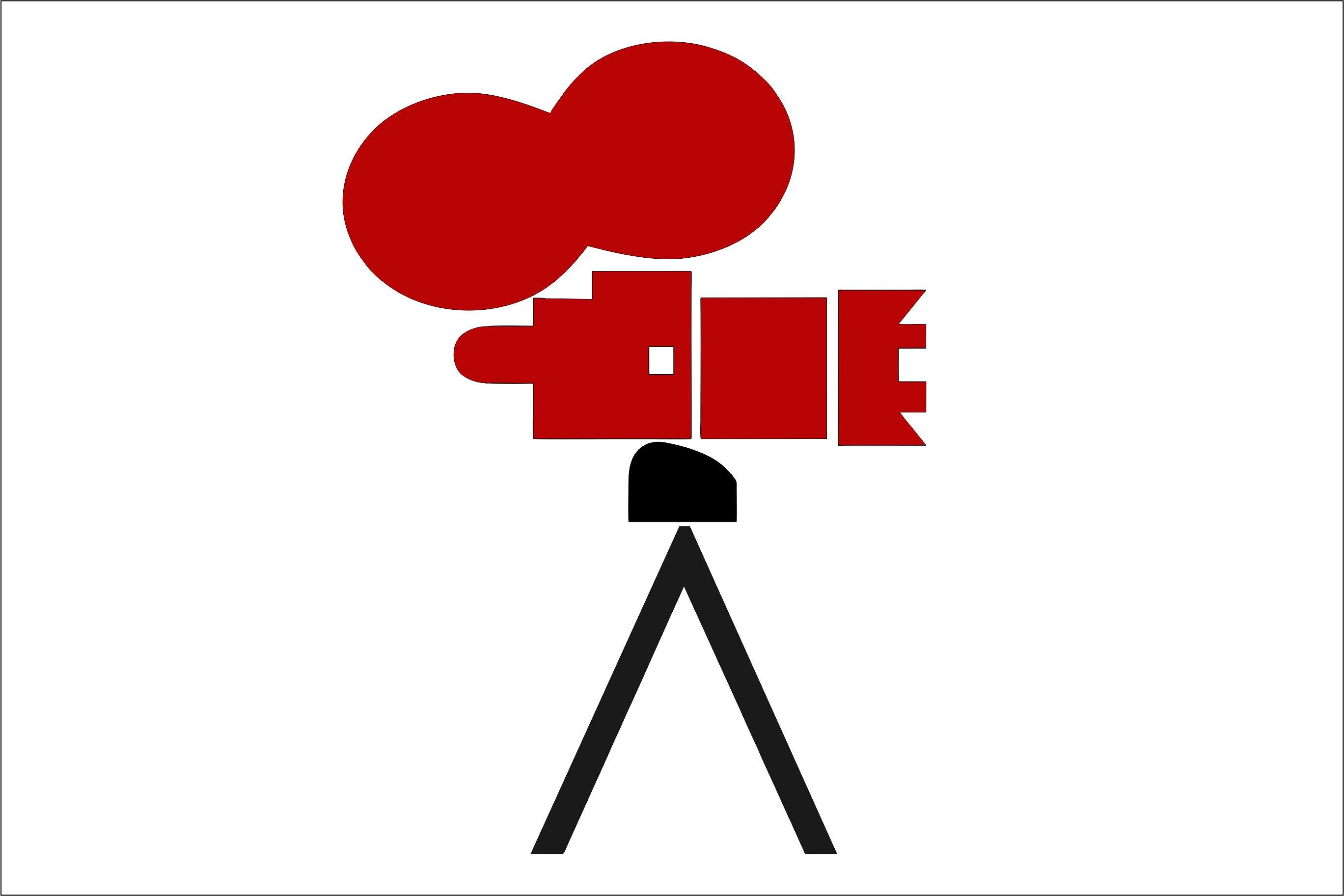 Design Film Camera logo.