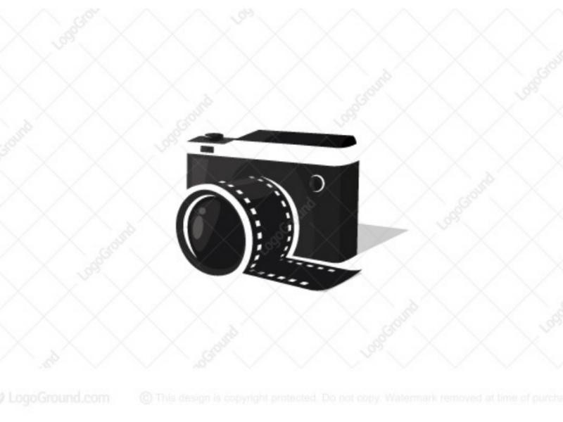 Camera Film Logo by Mk4gfx on Dribbble.