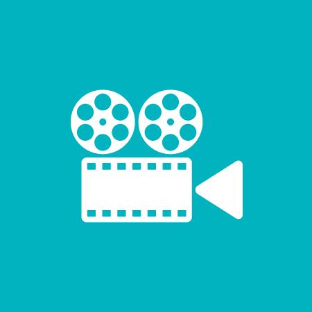 Film Camera Logo Template: amazing freebie vector logo!.