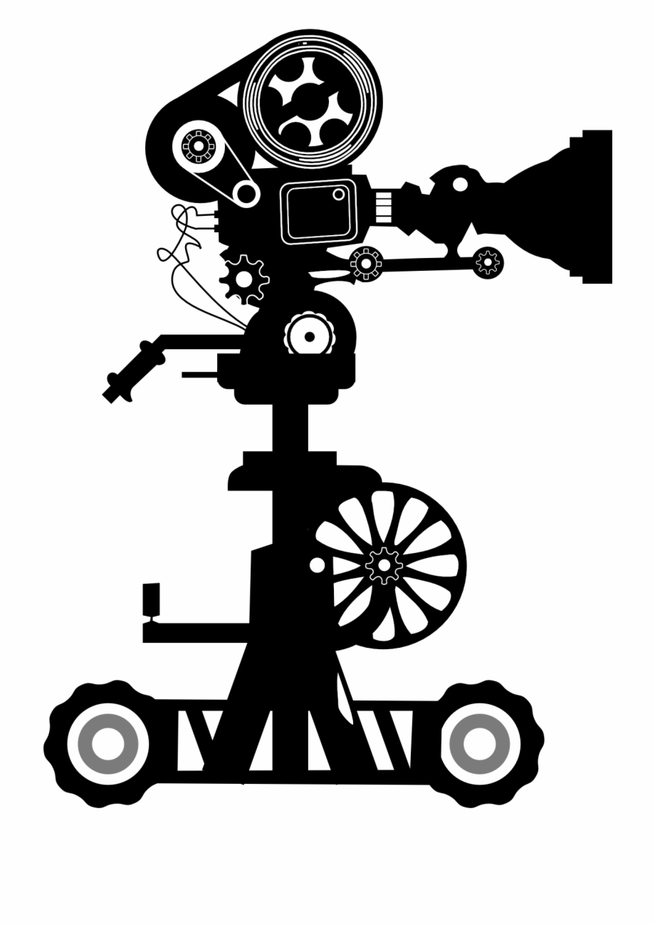Movie Camera Camera Film Clipart Film Camera Logo.