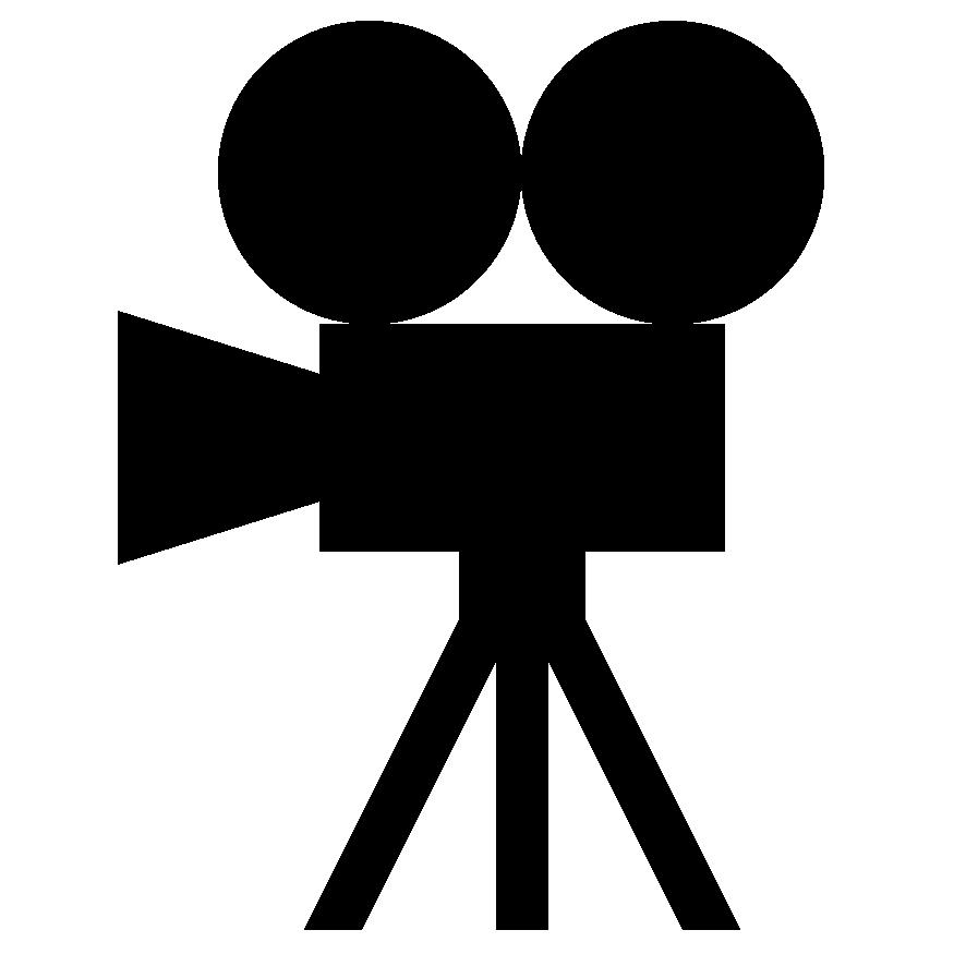 Film Camera Logo.