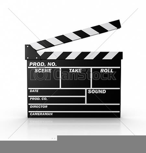Film Can Clipart.