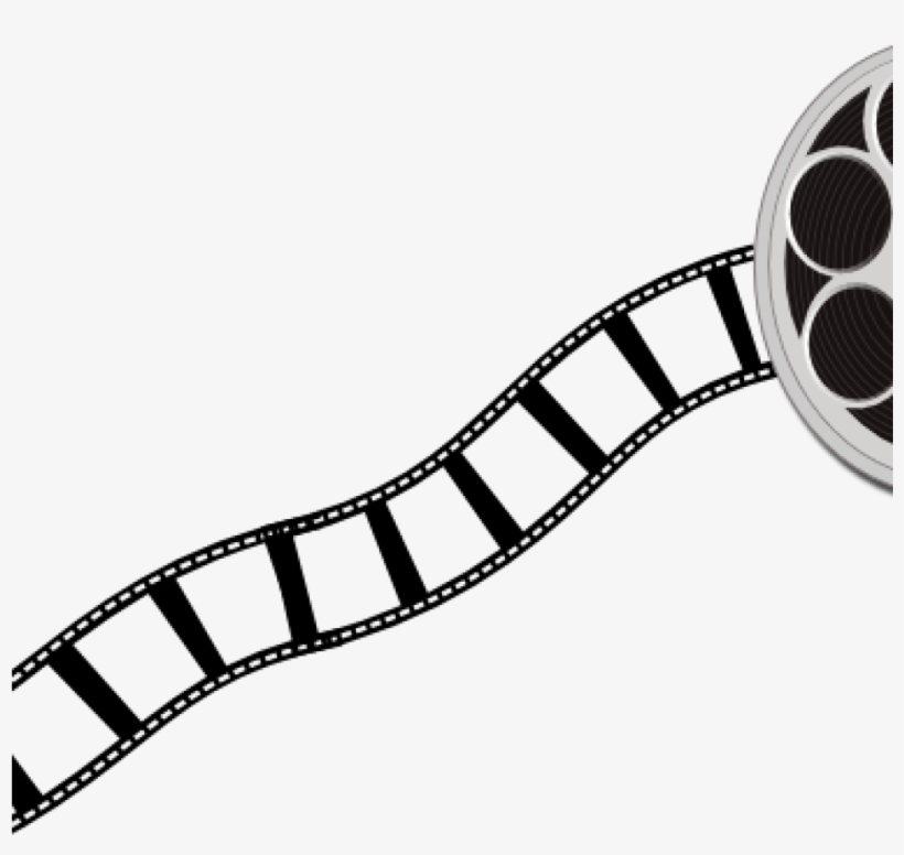 Movie Film Clipart Film Canister And Strip Clip Art.