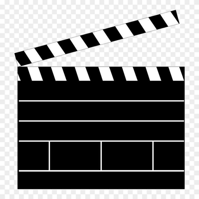 Clapperboard Clipart Clipart Collection Film Slate.