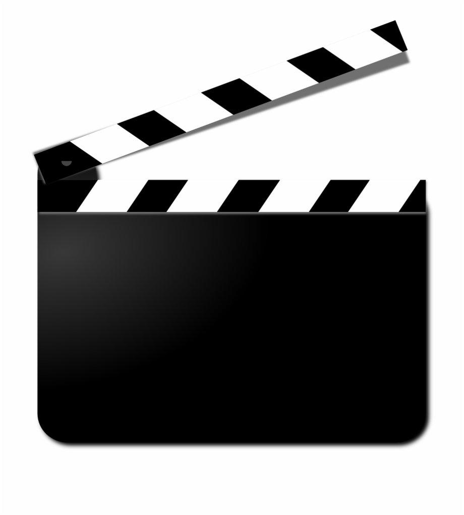 Jpg Royalty Free Movie Clapper Panda Free Images Movieclapperclipart.