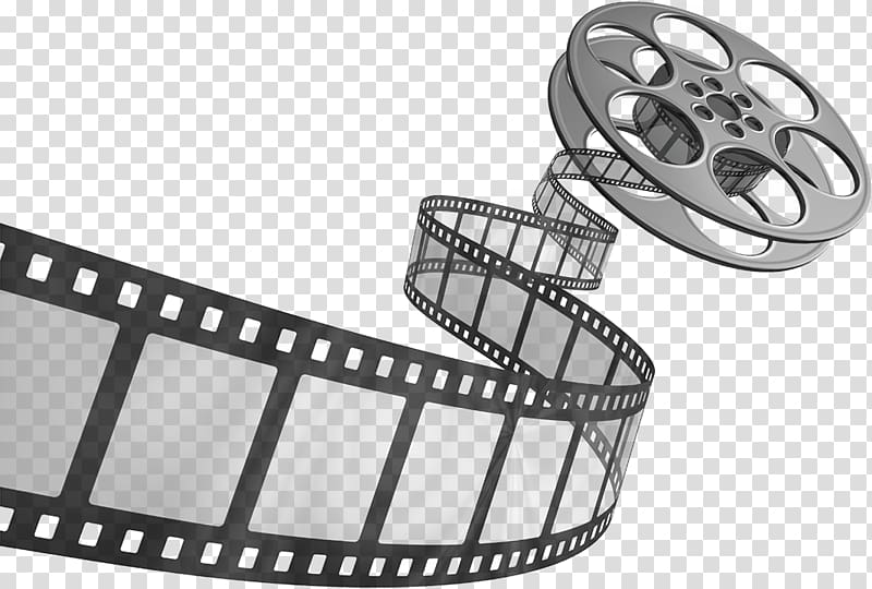 Film illustration, graphic film Filmstrip Cinema, filmstrip.