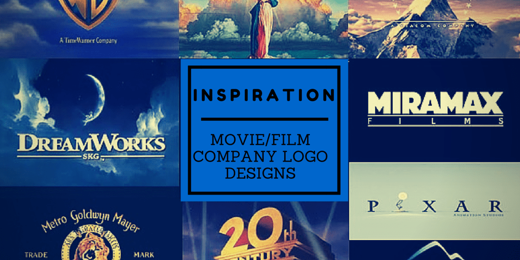 20+ Best Movie/Film Company Logo Designs for Inspiration in 2019.