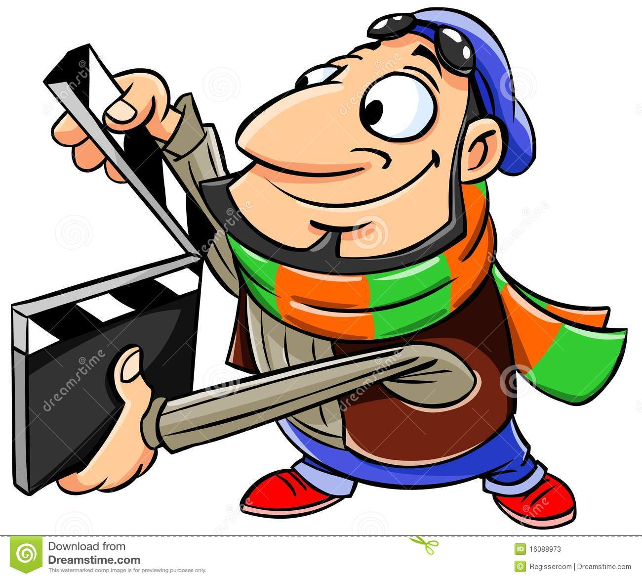 Film Director Clipart Clipground