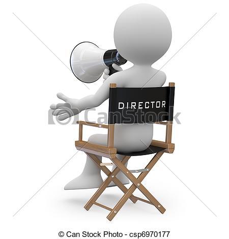 Film director Clip Art and Stock Illustrations. 6,860 Film.