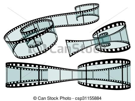 Vector of Classis Film Strip.