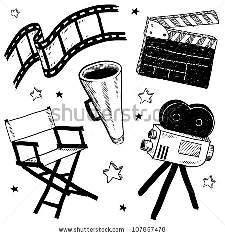 Film Director Stock Vectors, Images & Vector Art.
